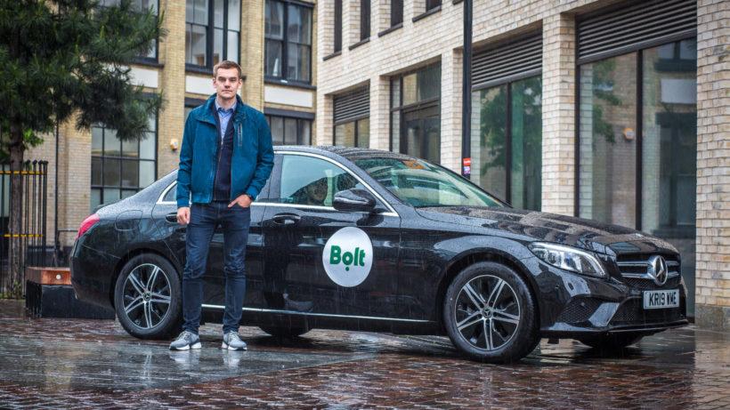 Markus Villig, CEO von Bolt. © Bolt