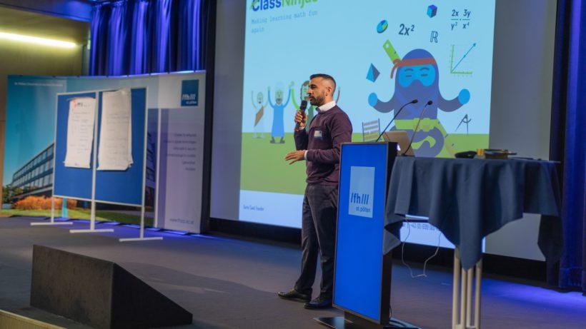Karim Saad, der Gründer von ClassNinjas. © ClassNinjas