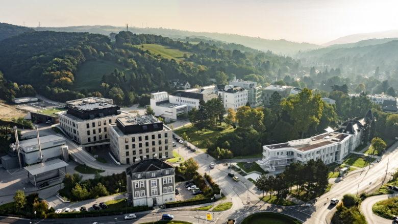 IST Austria in Klosterneuburg. © IST Austria