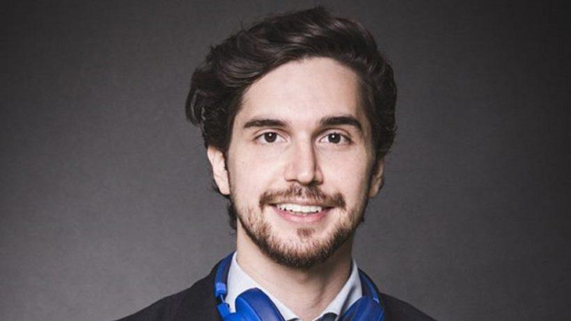 Kambis Kohansal Vajargah ist neuer Head of Startup-Services der WKÖ. © Christoph-Steinbauer