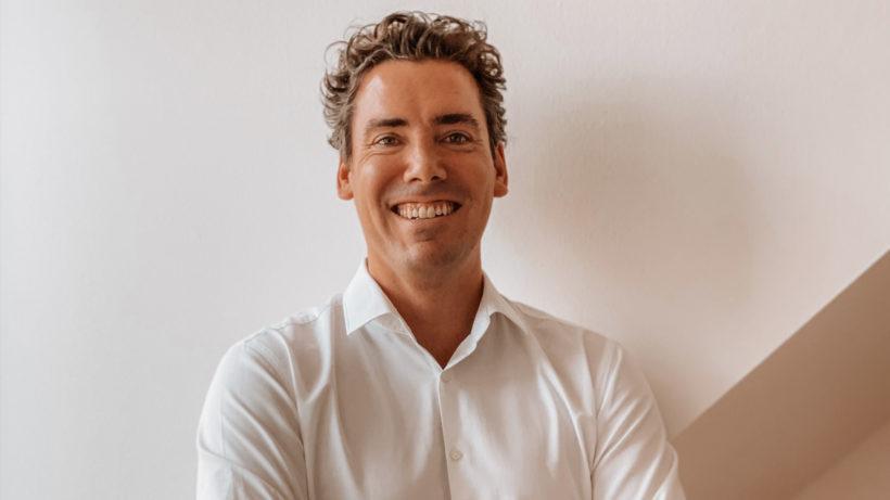 Manuel Heyden, CEO und Mitgründer von nextmarkets. © nextmarkets