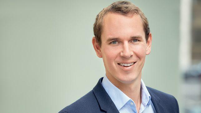 Andreas Lechner, Generalsekretär der MEGA Bildungsstiftung. © Christina Haeusler