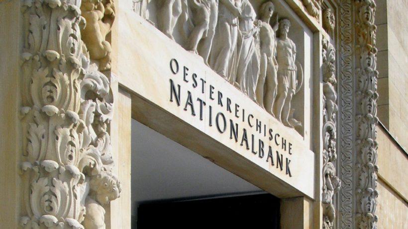 Die Österreichische Nationalbank veröffentlicht die Wirtschaftsprognose bis 2023. © OENB