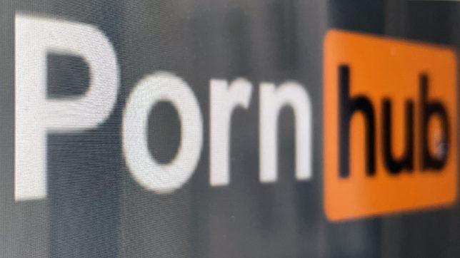 Das weltbekannte Logo von Pornhub. © Trending Topics
