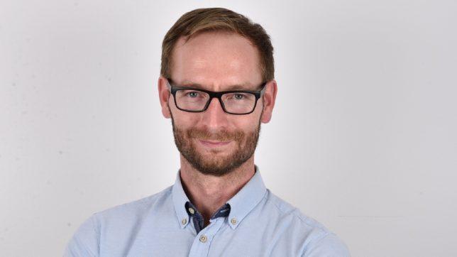 Michael Altenhofer, Co-Founder von VR Coach. © VR Coach