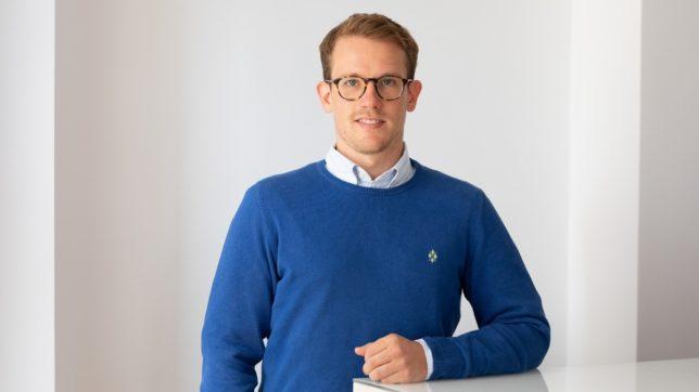 Stefan Atz, CEO von Benu. © Benu