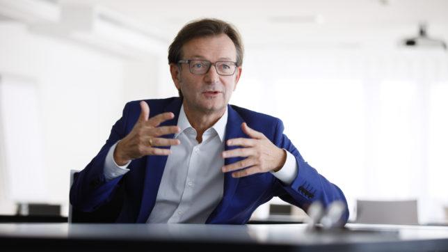 Gerhard Hirczi, Geschäftsführer Wirtschaftsagentur Wien. © WAW