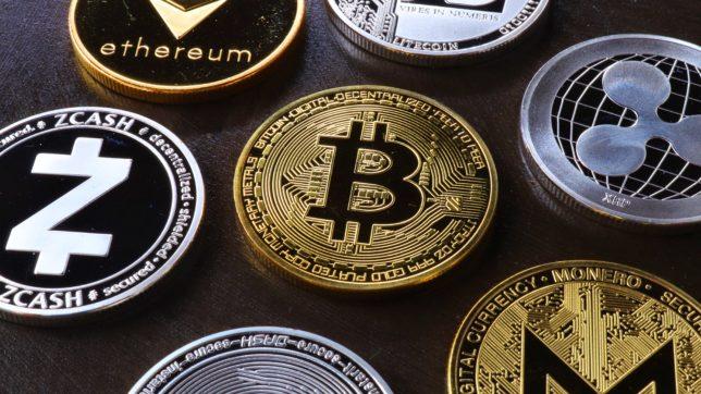 Bitcoin und Co. © Pexels
