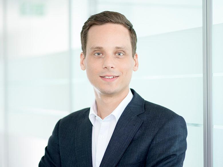 Max Schausberger von Elevator Ventures. © Elevator Ventures
