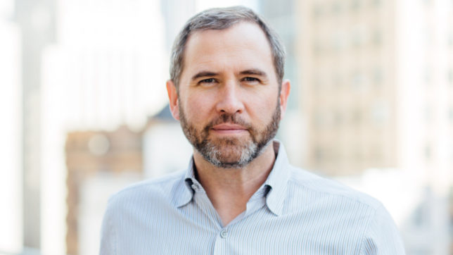 Ripple-CEO Brad Garlinghouse. © Ripple