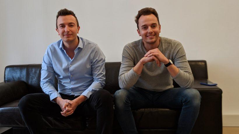 Julian und Paul Zehetmayr haben apilayer gegründet. © apilayer