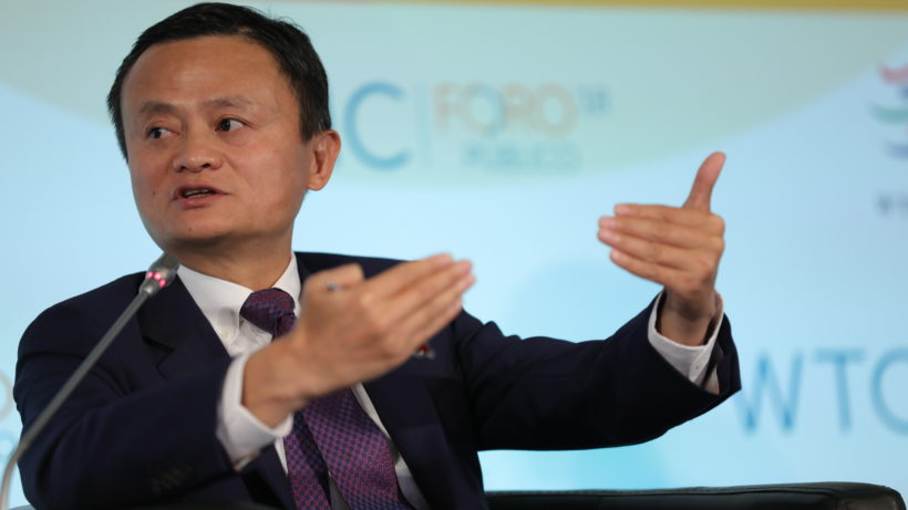 Ant Group-Gründer Jack Ma: Regierung zerschlägt Alipay © WTO (CC BY-SA 2.0)