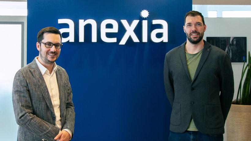 Alexander Windbichler von Anexia und Philipp Hungerländer von Hex. © Anexia