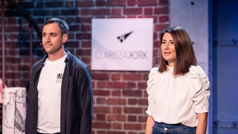 Edwin und Clarissa Steurer haben Clarissakork gegründet © Puls4/Gerry Frank