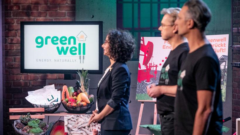 Das Team von Greenwell Energy. © Gerry Frank/ Puls 4