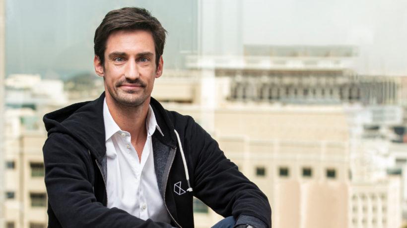 Guillaume Pousaz, der CEO von checkout.com. © checkout.com