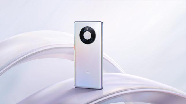 Das Huawei Mate 40 Pro. © Huawei