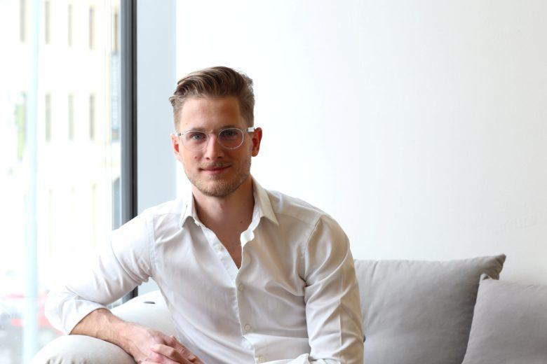 Michal Šmída, Gründer von Twisto. © Twisto