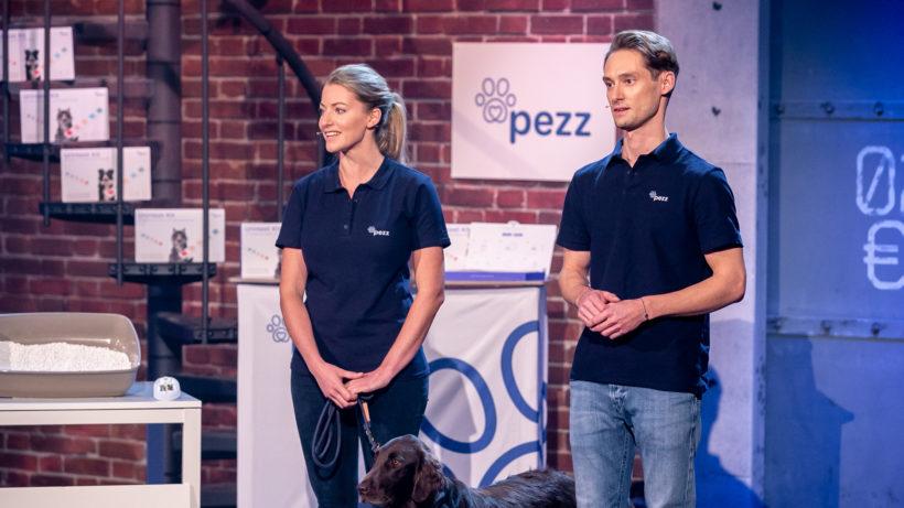 Das Team von Pezz life ©PULS 4_Gerry Frank.
