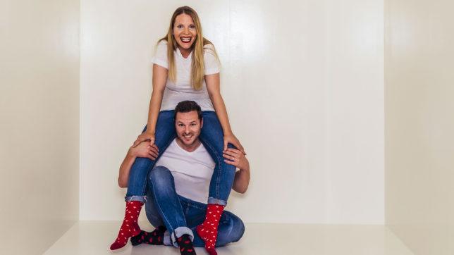 Tamara und Andreas Wasner haben xunt gegründet © xunt