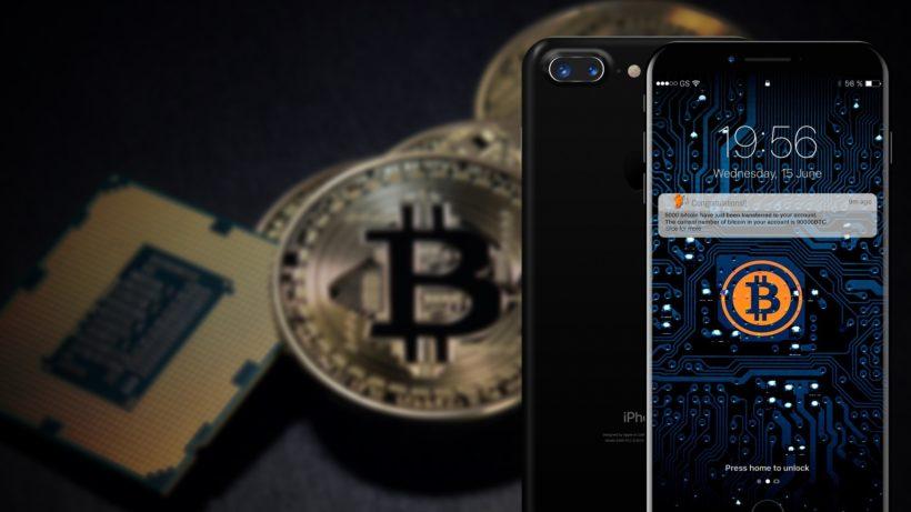 Auch Bitcoin-Einnahmen müssen versteuert werden. © Rodrigo Joaquin Mba Mikue / Pixabay