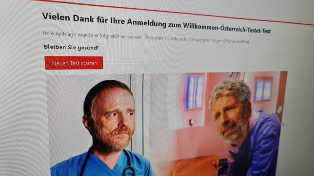 © willkommen-österreich-testet.at / Screenshot Trending Topics