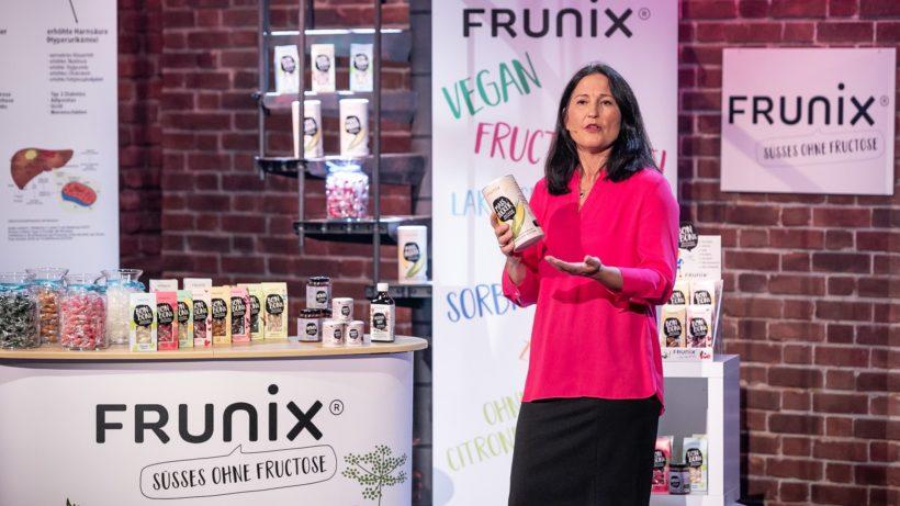 Renée Hanslik hat Frunix gegründet. © PULS 4 / Gerry Frank