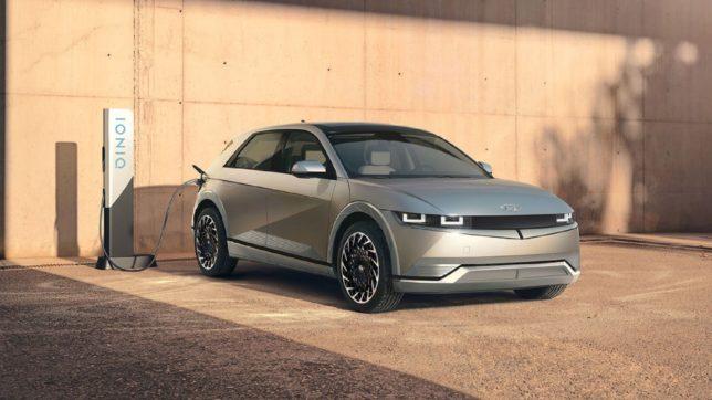 Der neue Hyundai Ioniq 5. © Hyundai