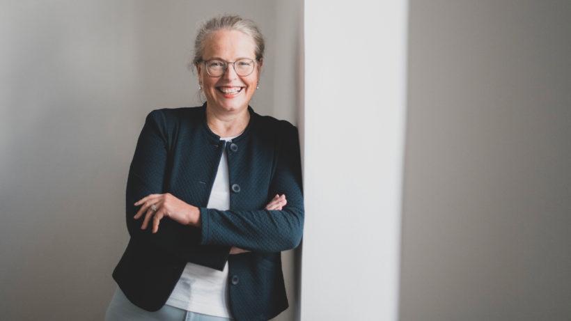 Karin Kisling, CEO von Savity. © Savity