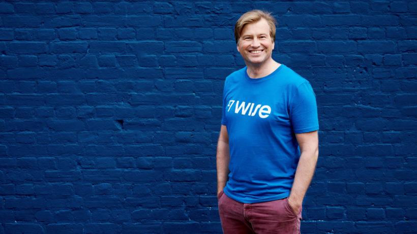 Kristo Käärmann, CEO von Wise. © Wise