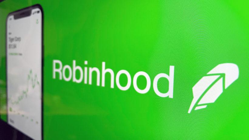 Logo der Robinhood-App. © Trending Topics