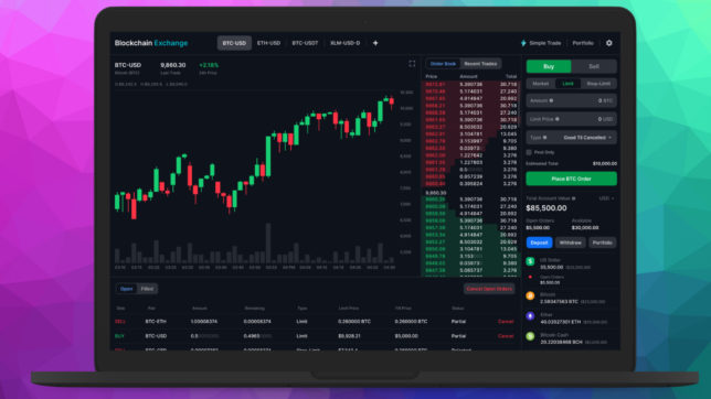 © Blockchain.com/Canva, Montage Trending Topics