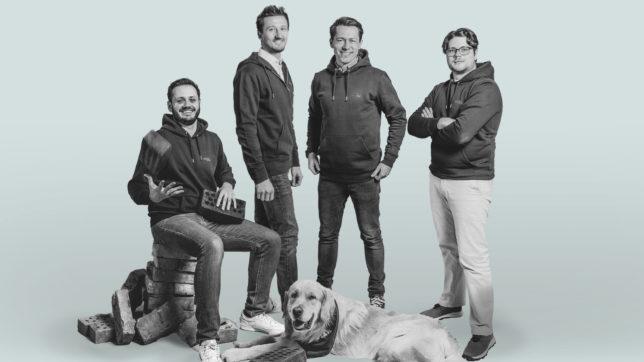 Das Brickwise-Team. © Brickwise