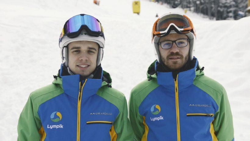 Tom Schwartz (links) und Thomas Peroutka von Lympik.© Lympik