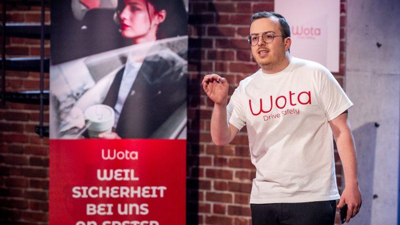 Edin Biniaurishvili hat Wota gegründet. ©PULS 4 / Gerry Frank