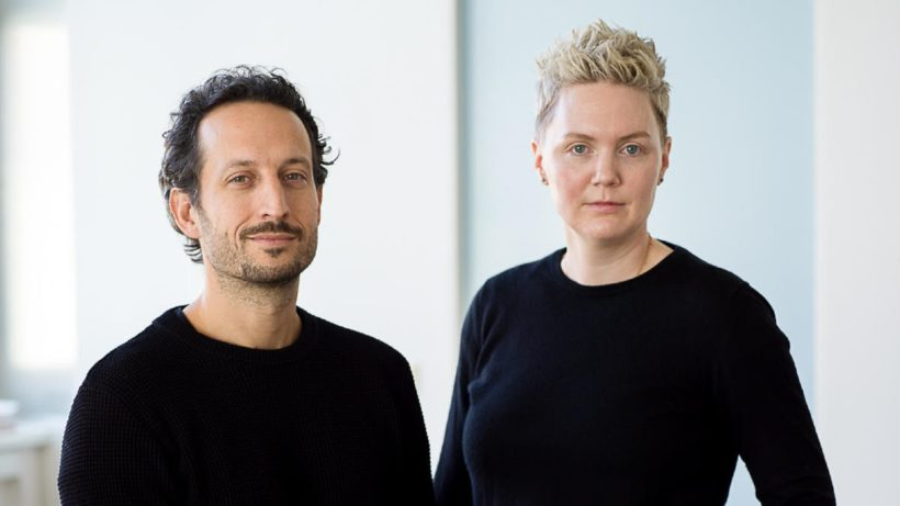 Thomas Miksits-Dioso und Lucia Vilsecker von Black Swan Magic. © Black Swan Magic