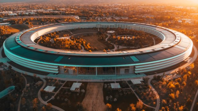 Apple HQ in Cupertino, Kalifornien. © Carles Rabada on Unsplash