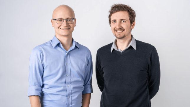 David Fankhauser & Benjamin Gössling. © Kaleido