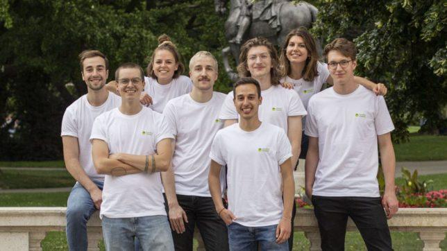 Das Team von Mindful Mission. © ReGreen GmbH