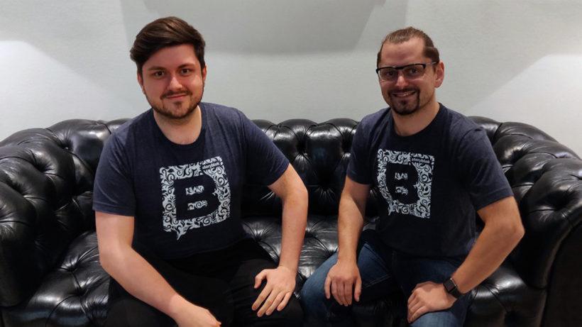 Dominik Angerer und Alexander Feiglstorfer, Mitgründer von Storyblok © Storyblok