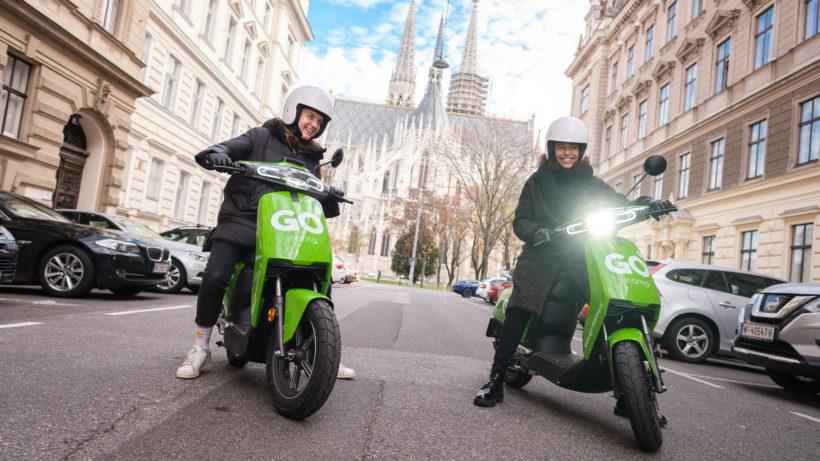 GO Sharing startet in Wien. © GO Sharing