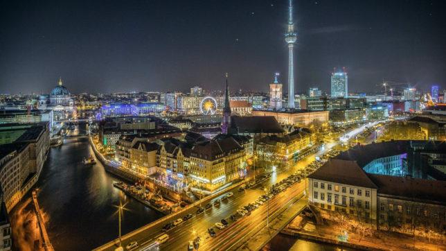 Berlin: Attraktiver als London © Stefa / Unsplashn Widua