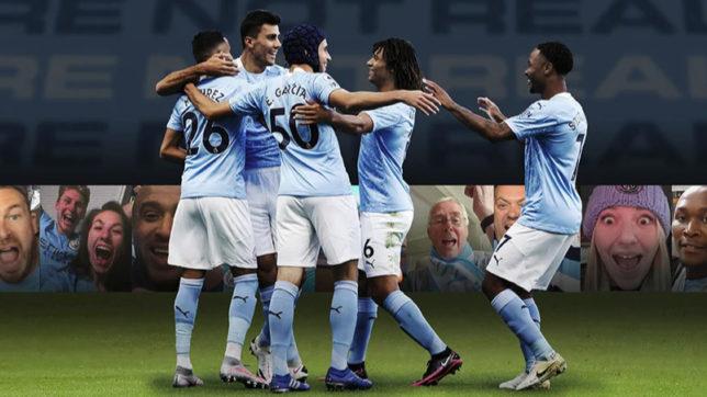 Manchester City setzt ebenfalls auf Chiliz. © mancity.com