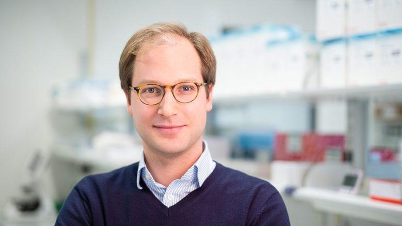 Allcyte-CEO Nikolaus Krall. © Allcyte