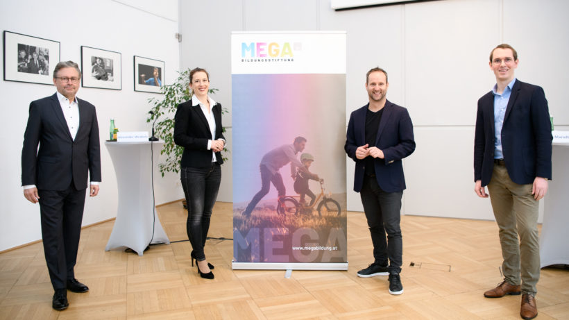© MEGA Bildungsstiftung/APA-Fotoservice/Hörmandinger
