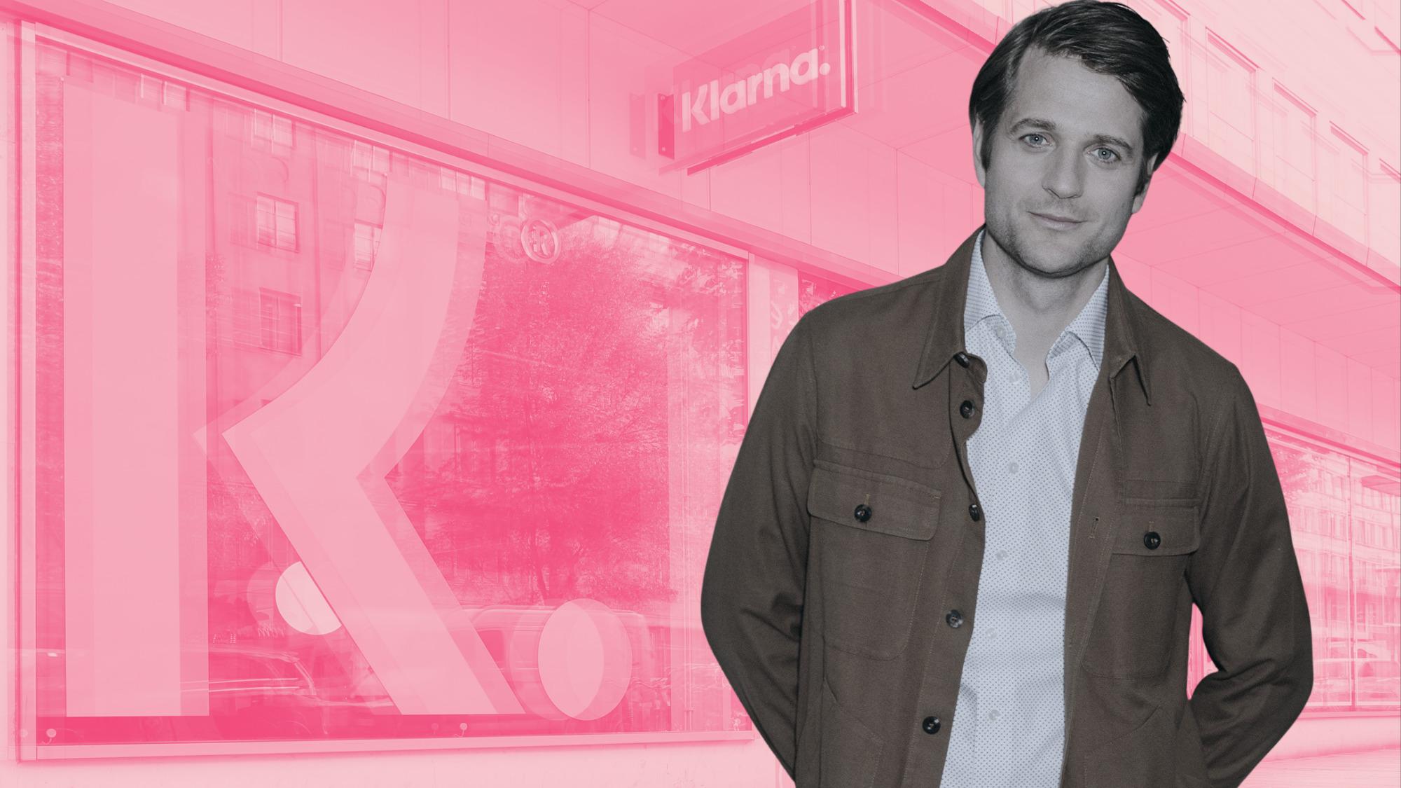 Klarna-CEO Sebastian Siemiatkowski. © Klarna / Montage Trending Topics (with Canva)