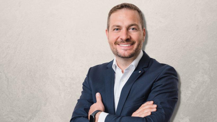 Reinhold Baudisch, Geschäftsführer durchblicker.at. © Sebastian Freiler/durchblicker