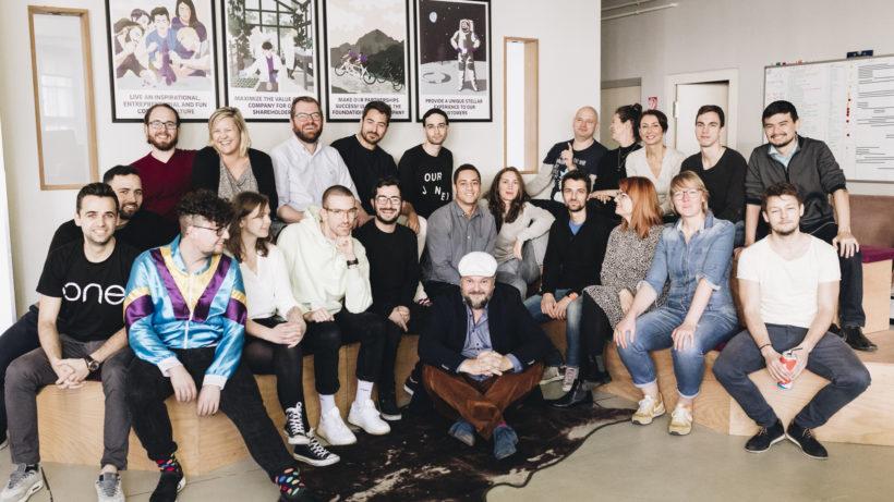 Das Team von Kontist. © Kontist