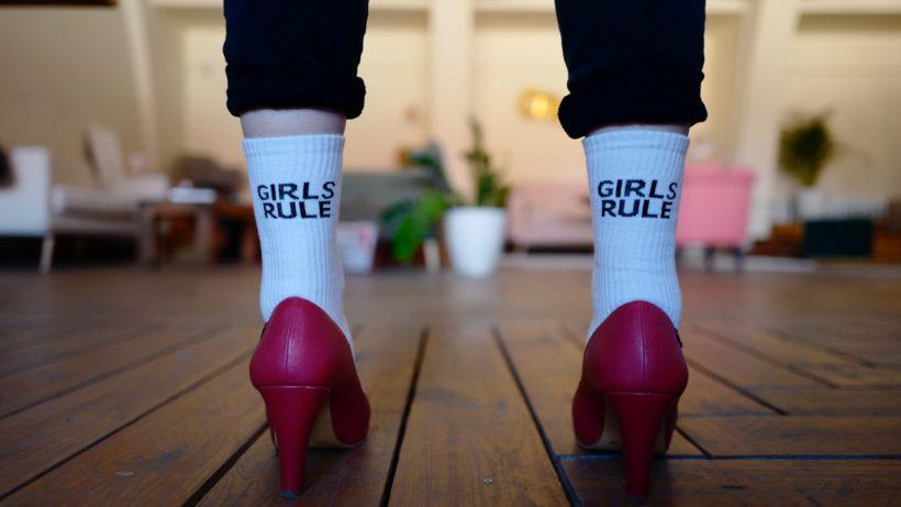Gilrs Rule. © CoWomen von Pexels