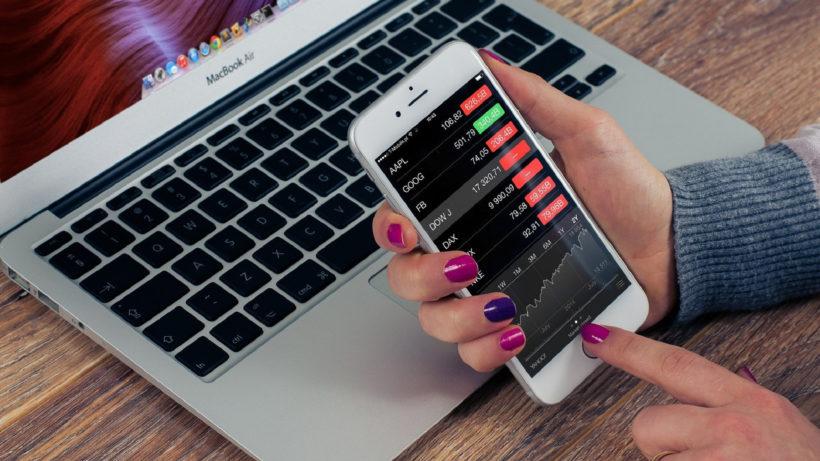 Online-Trading: Vergleich der Neo-Broker © Firmbee / Pixabay